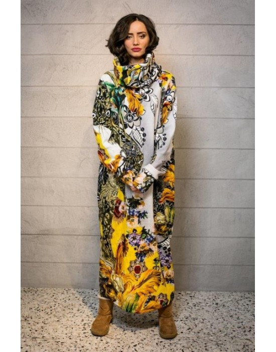 The Cheetah Dress