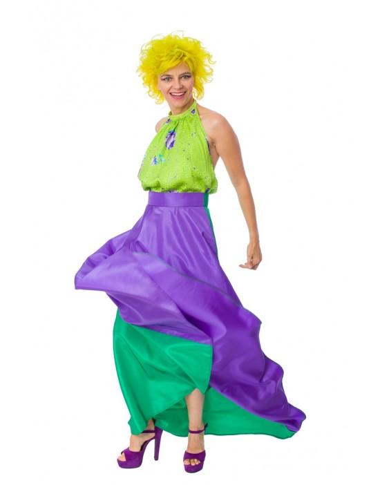 Crocus skirt