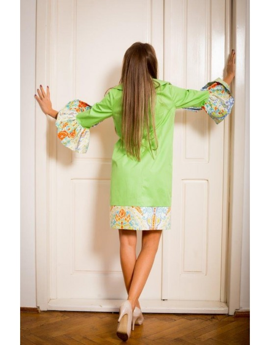 Flying Lady Dress