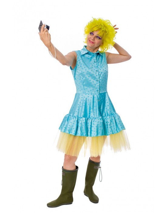 Corydalis Dress