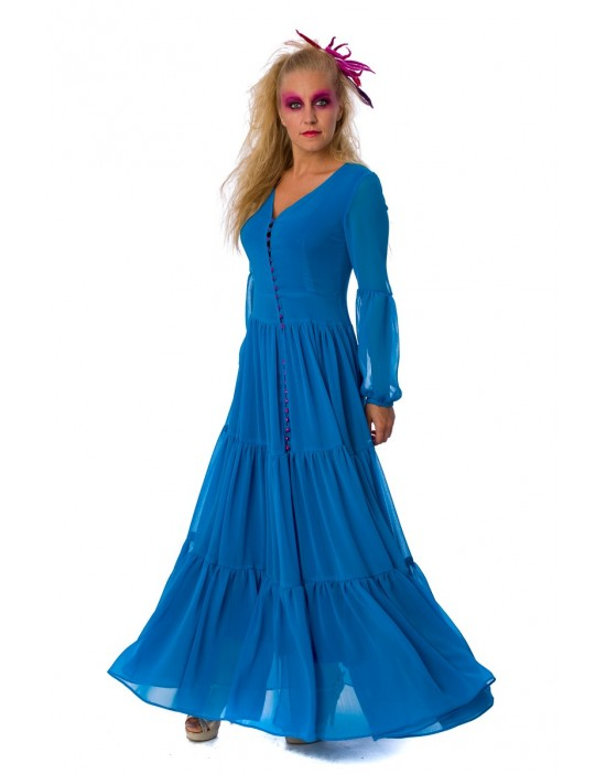 Delphinium Dress
