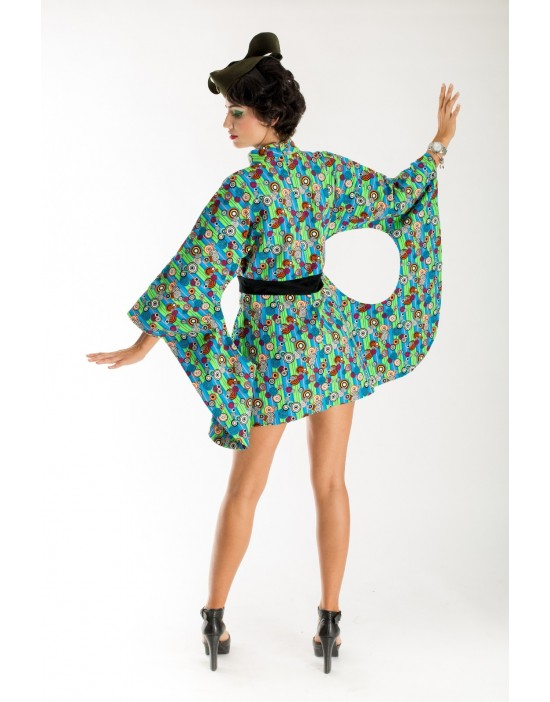 Rochie The Holes Are the...